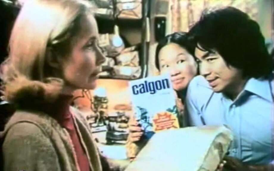 Calvin Jung and Anne Miyamoto