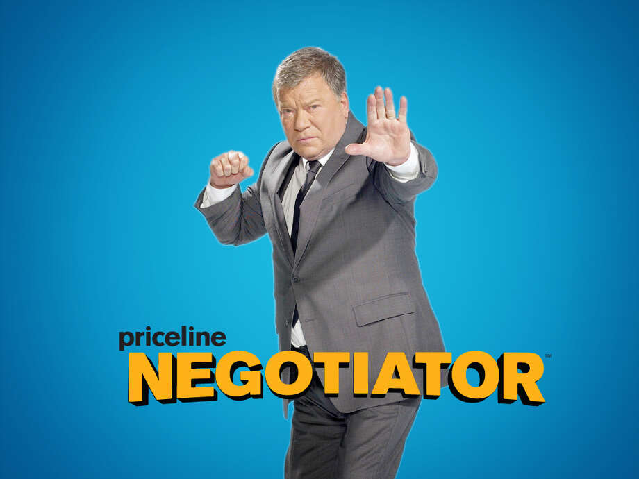 William Shatner Priceline Negotiator Priceline.com