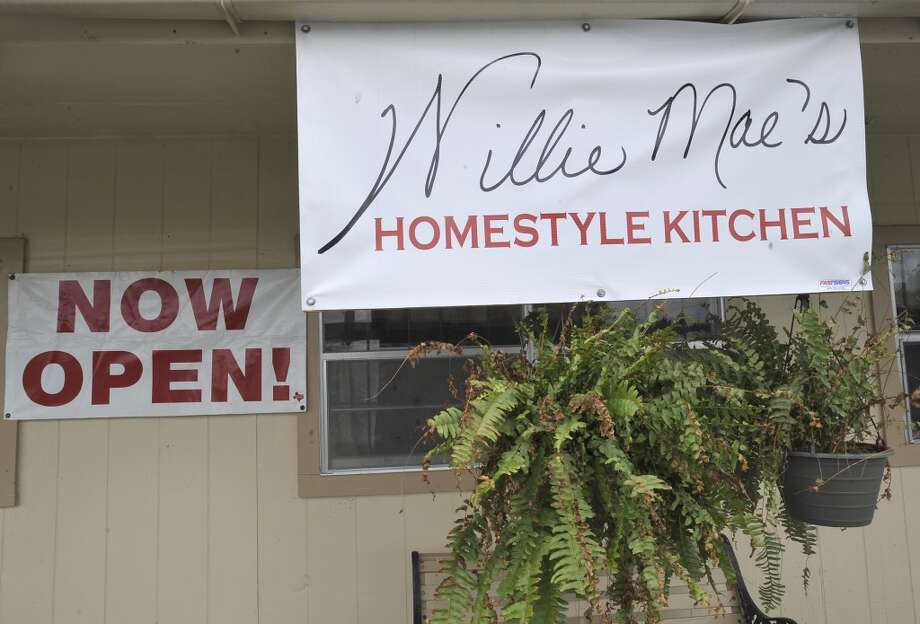 Willie Mae's, a soul food restaurant on Fannett Road in Beaumont, is the June 13 restaurant of the week. Dave Ryan/The Enterprise