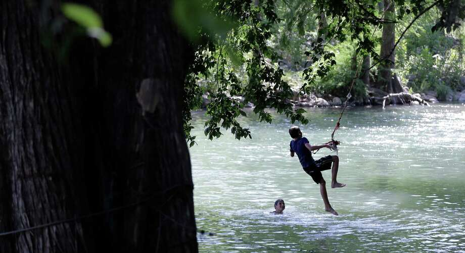 You've tried to backflip off of a rope swing. Photo: Eric Gay, Associated Press / AP