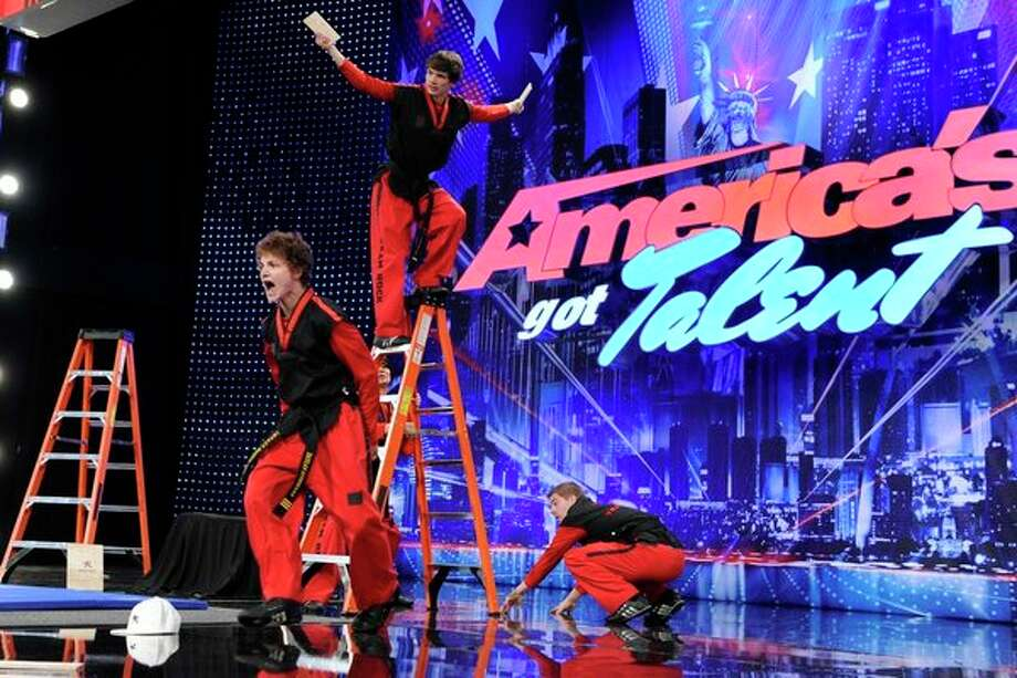 AMERICA'S GOT TALENT -- Episode 803 -- Pictured: Team Rock -- Photo: NBC, Virginia Sherwood/NBC / 2013 NBCUniversal Media, LLC.