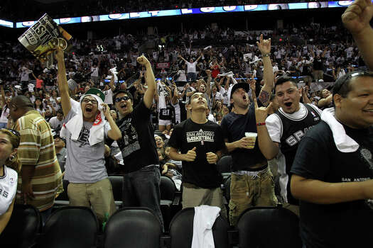concert at the AT&T Center before game 6 of the NBA Finals  on June 19, 2013. Photo: Tom Reel, San Antonio Express-News