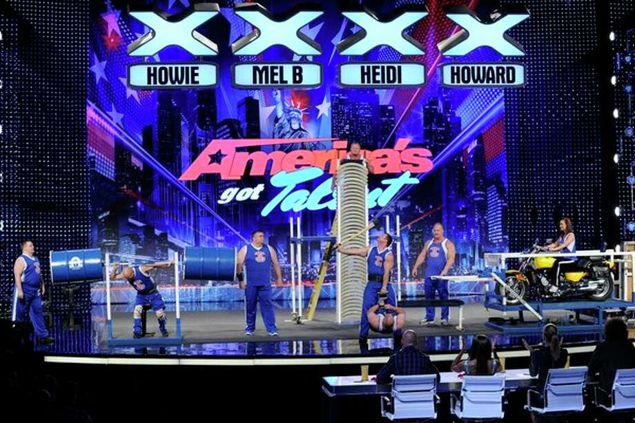 AMERICA'S GOT TALENT -- Episode 803 -- Pictured: Omega Force -- Photo: NBC, Virginia Sherwood/NBC / 2013 NBCUniversal Media, LLC.