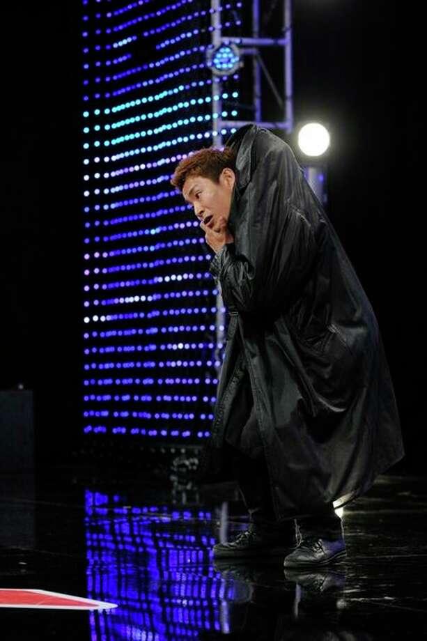 AMERICA'S GOT TALENT -- Episode 803 -- Pictured: Kenichi -- Photo: NBC, Virginia Sherwood/NBC / 2013 NBCUniversal Media, LLC.
