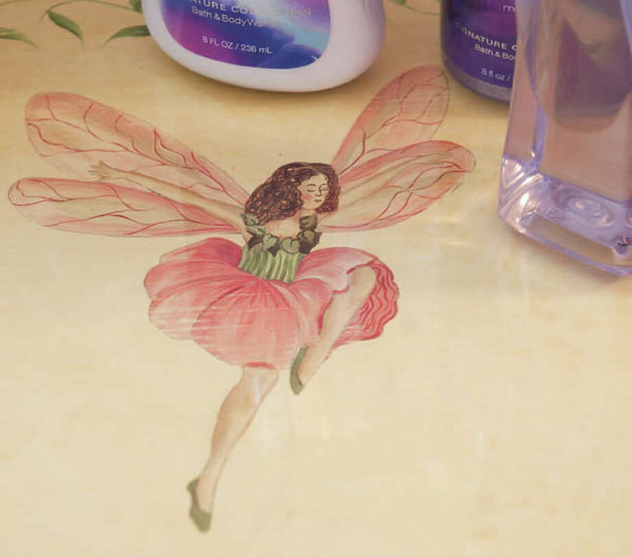 What little girl doesn't want her own personal fairy?