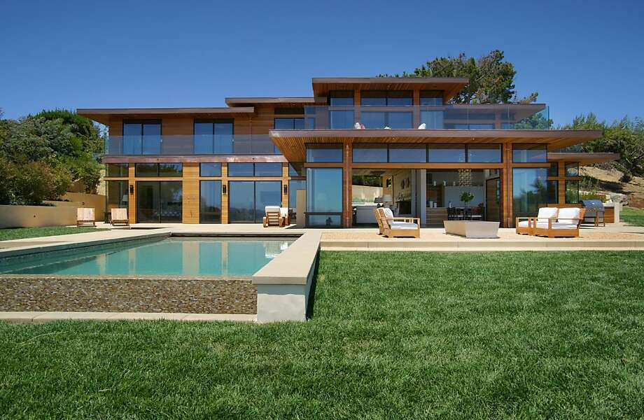 Newly built Tiburon home blends technology with stylish design - SFGate