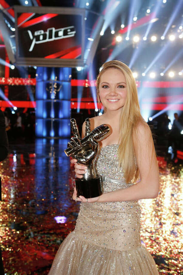 "THE VOICE -- Episode 419B ""Live Finale"" -- Pictured: Danielle Bradbery -- Photo: NBC, Trae Patton/NBC / 2013 NBCUniversal Media, LLC"