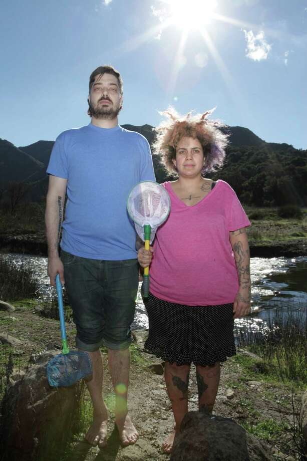 Aesop Rock and Kimya Dawson are the Uncluded. Photo: Chrissy Piper