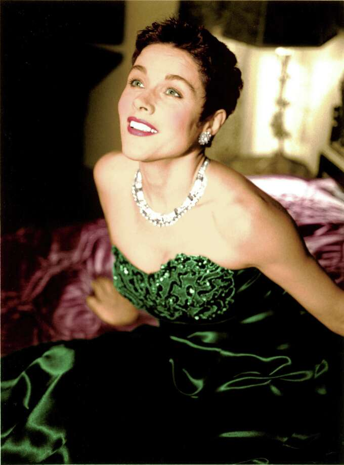 "Christine Andreas stars as Judy Garland in the Adirondack Theatre Festival production of ""Heartbreaker: Two Months with Judy Garland"" by John Meyer. The world premiere musical runs from June 26 to July 6, 2013. (Courtesy Adirondack Theatre Festival)"