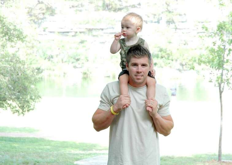 Chase is an amazing husband and dad! He is very caring and protective of myself and our little boy,