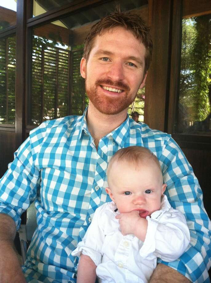 Dan is the BEST DAD! He and Henry enjoy bath and story time every night! They are best friends!