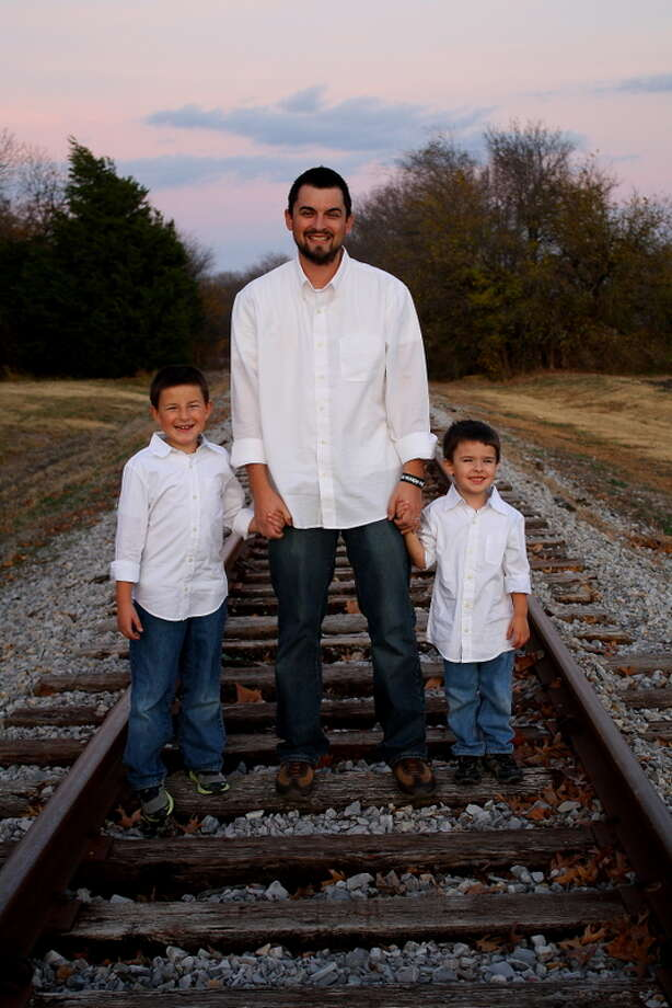 I'm the luckiest woman in the world! Not only is my husband HOT but he is the BEST father ever! He is such a great role model for our 2 boys and they adore him so much!    He is a father that is very involved with everything they do. He has always made time in his busy schedule to help coach t-ball/baseball for both boys. For the last 3 years of school, every first Friday of the month, our oldest son's school has All Pro Dads. This is where the dad's bring their kids to school, 45 min. early, for breakfast and bonding time. They talk about reasons they are proud of their kids and discuss topics to help their relationships grow. My husband Erik, has never missed an All Pro Dads meeting since our son started school 3 years ago.    I could go on and on about why he's such a great dad. Please consider my husband as one of the hottest and greatest dad! Photo: Picasa