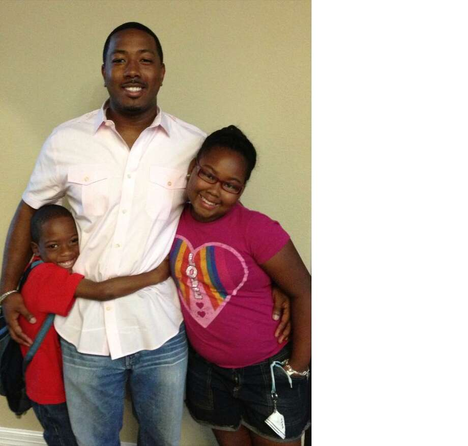 "Kevin Scott, father of two, is an amazing dad....from school activities to sports on the weekends; he makes sure he has time to create memorable moments with his children.  The kids think he is fun and cool, until it is time to eat vegetables.  Though much time is spent with both kids together, he ensures that individual memories are also created from playing football in the backyard to attending daddy/daughter dances.  Always wanting to spend time with Dad, the children have started serving with him on the Courtesy Corp ministry at our church (Wheeler Avenue).  After being exhausted from being ""Super Dad"", Kevin is able to devote quality time to his wife."