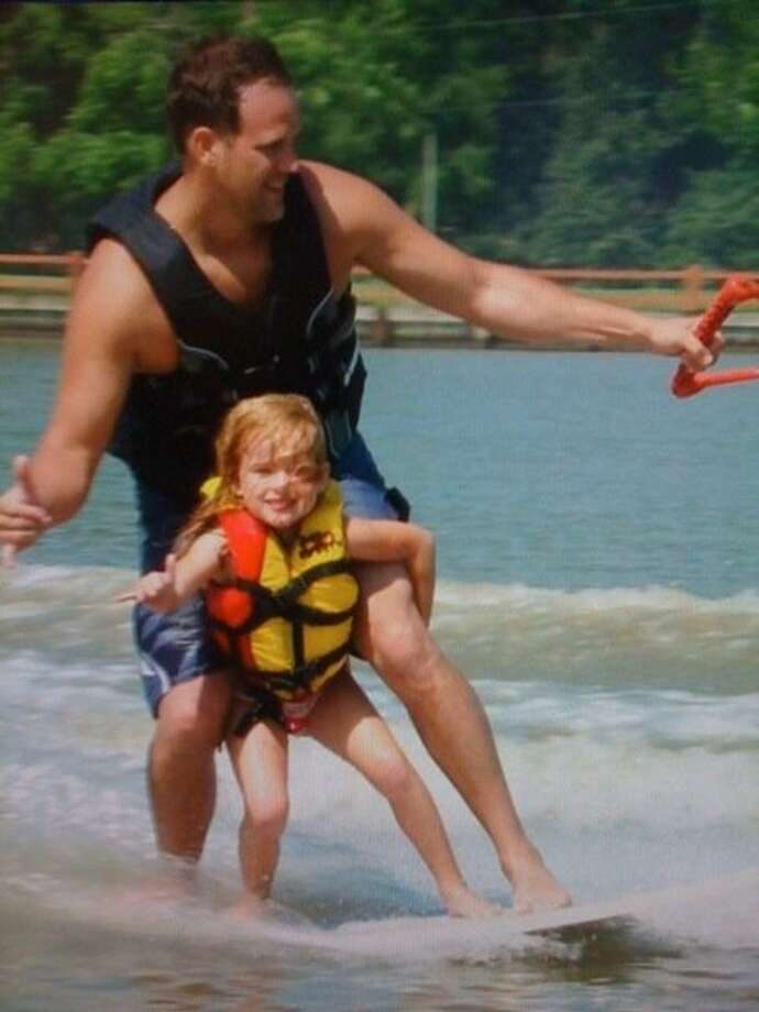 This is a picture of David with his youngest daughter, Madesyn.  He is a wonderful dad to his two children, Taylor and Madesyn AND a phenomenal stepfather to my two children, Scott (Lance CPL USMC) and Savannah.  He is fun loving, adventurous, and most of all puts his children before and above all others.  I love this amazing man and so do or children.  We are very lucky to have him in our lives.    Sincerely,  Veronica (Roni)
