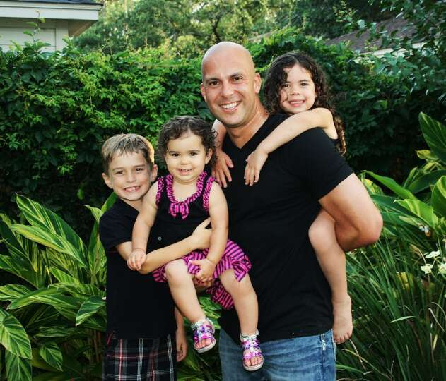 My husband of eight years, Daven is definitely one of the hottest dads in Houston. He is currently i