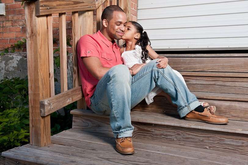 My boyfriend Terry is an amazing Father to his daughter Terrilynn. He does everything possible to ma