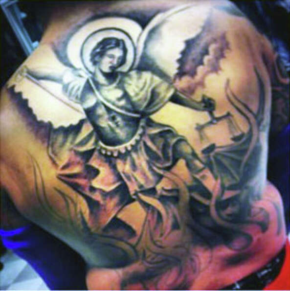 mike chagolla firme copias tattoos photo