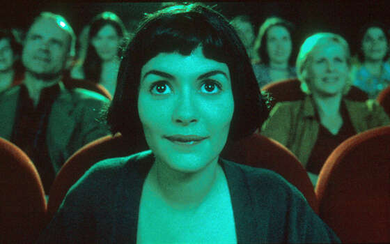 'Amelie' - Audrey Tautou stars in this quirky French film with a cult following in America. Photo: Bruno Calvo, AP / MIRAMAX ZOE