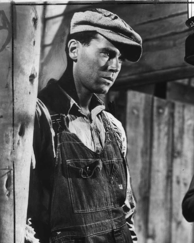 """The Grapes of Wrath"" (1940):  Great film in the first category."