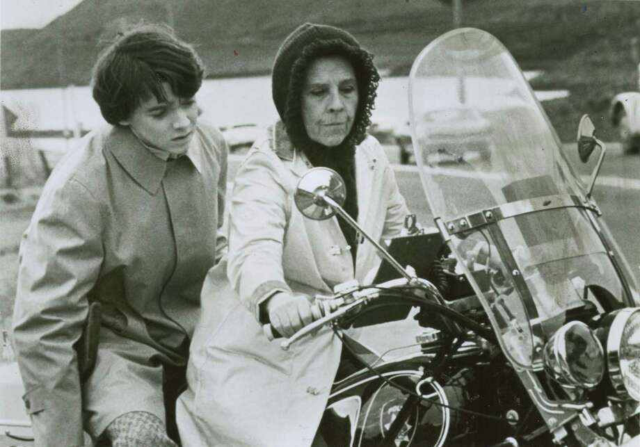 """Harold & Maude"":  It probably belongs in the first category, but I'd argue it into the first if I didn't know so many people who love it. Photo: The Chronicle, File / sfc"