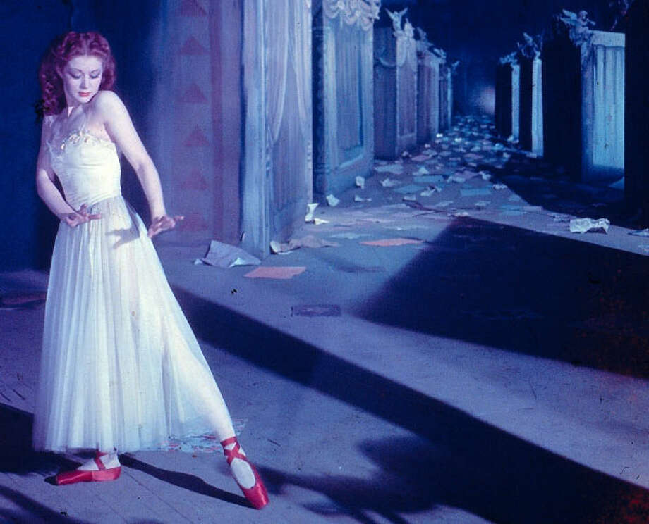 "Moira Shearer in ""The Red Shoes"" (1948):  I put this one in the first second category.  But gorgeous to look at all the same. Photo: MGM"