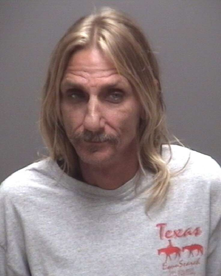 Vernon Armentor, 48, who allegedly made unauthorized use of a credit card belonging to Texas Equusearch, is in the Galveston County Jail on $20,000 bond. Photo: Galveston County Sheriff