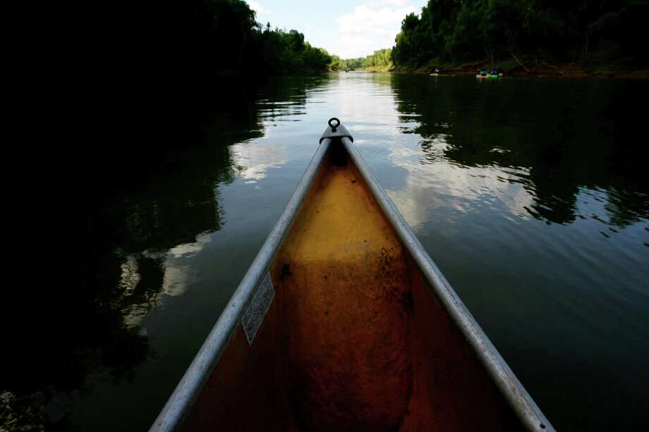 Canoe or kayak Brazos River, Buffalo Bayou and the Ship Channel all the way from the reservoir to the Gulf of Mexico. Photo: Johnny Hanson, Houston Chronicle / Houston Chronicle