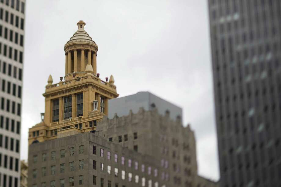 Visit the cupola of the Niels Esperson Building. Photo: Nick De La Torre, Houston Chronicle / Houston Chronicle