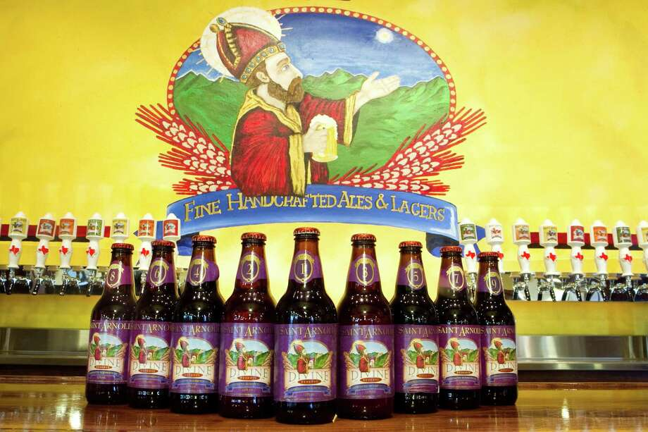 Take the St. Arnold's Brewing Company tour. Photo: Brett Coomer, Houston Chronicle / Houston Chronicle