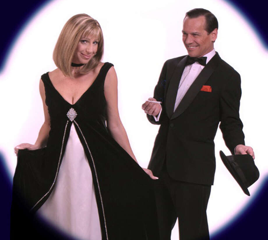 "Frank Sinatra never performed with Barbra Streisand but what would happen if two show biz icons shared the same stage? That's the premise of ""Barbra and Frank - The Concert That Never Was!"" at the Downtown Cabaret Theatre in Bridgeport Friday, June 28 and Satrday, June 29. Photo: Contributed Photo"