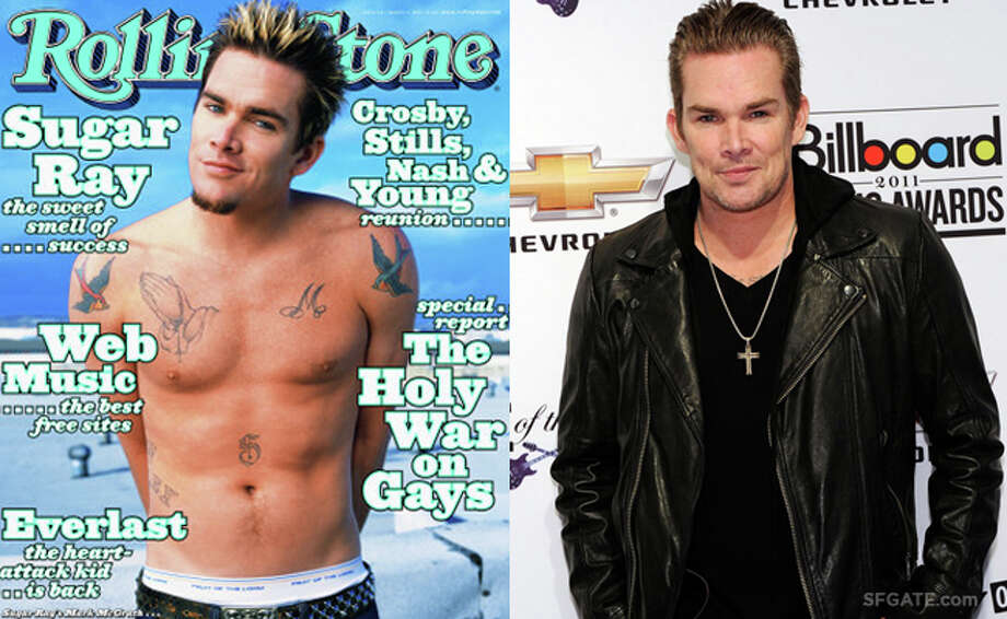 Mark McGrath of Sugar Ray