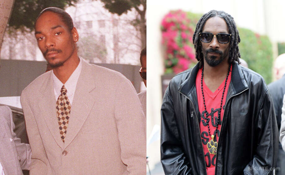 Snoop Dogg (now Snoop Lion)