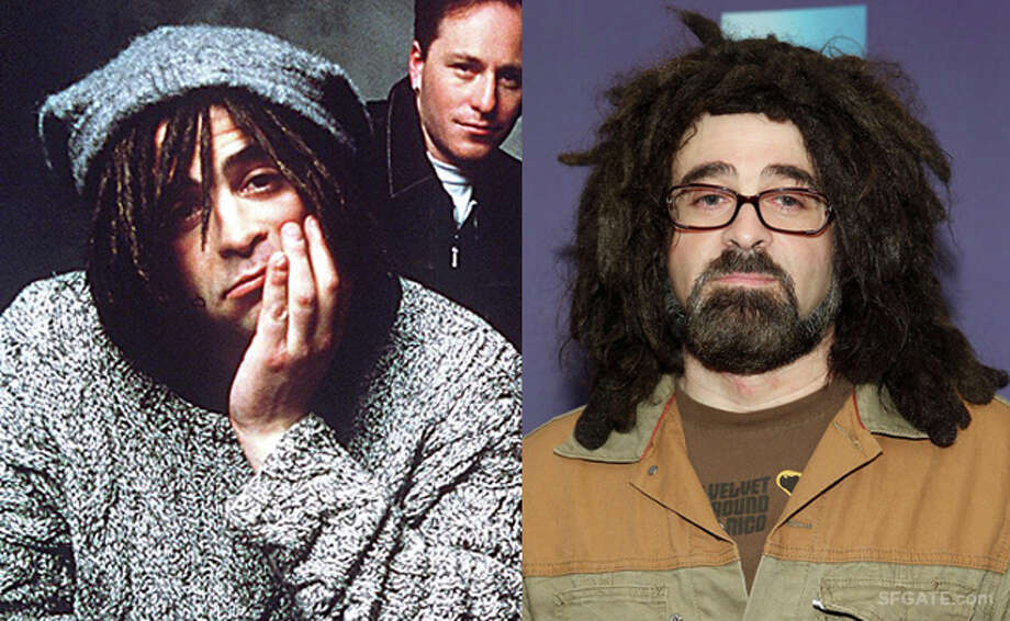 Adam Duritz of Counting Crows Photo: Universal Music/Getty Images