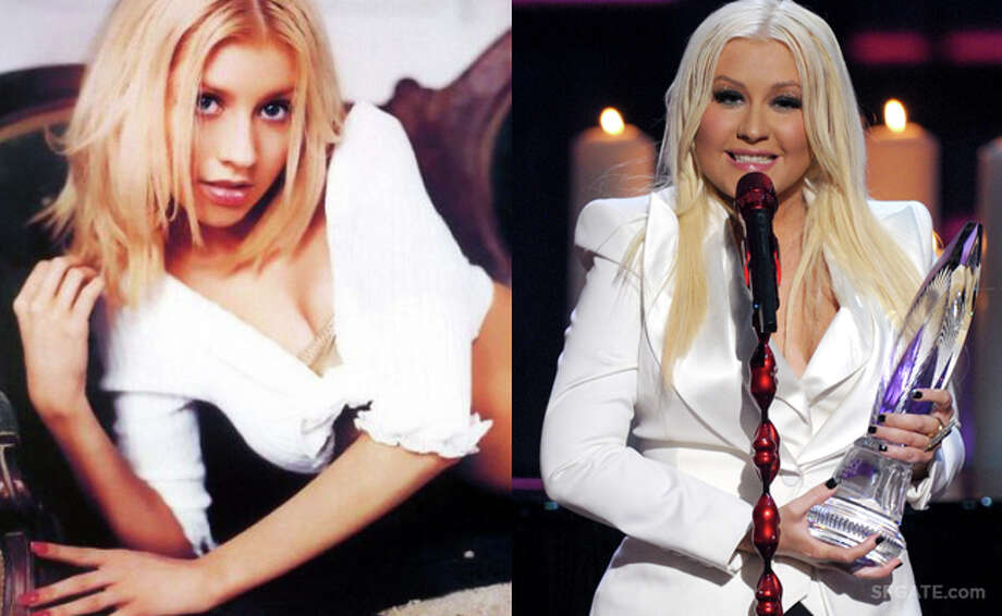 Christina Aguilera Photo: RCA/Getty Images