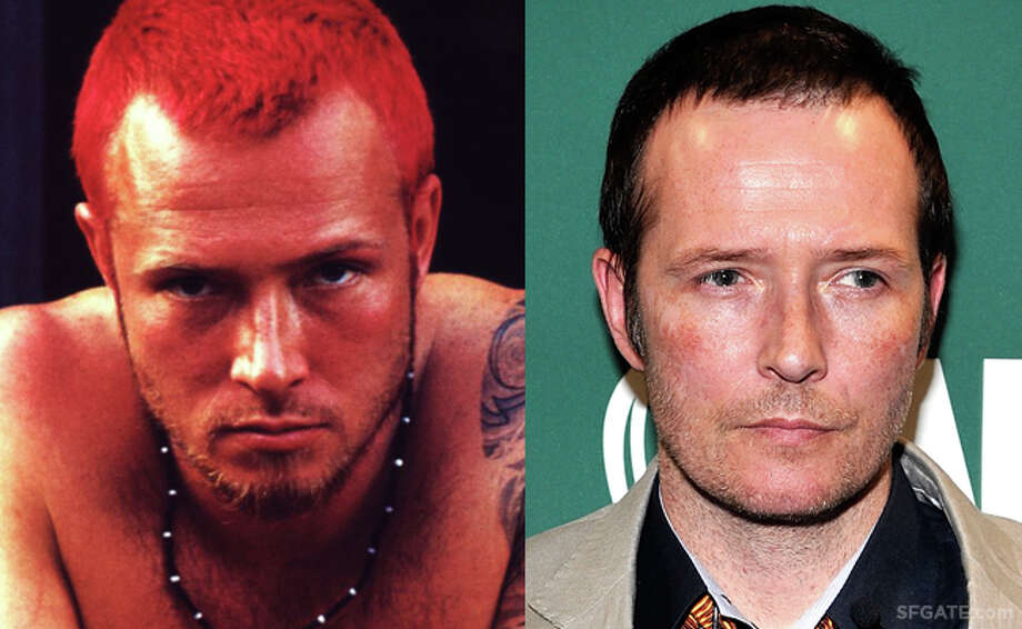 Scott Weiland of Stone Temple Pilots Photo: Atlantic/Getty Images