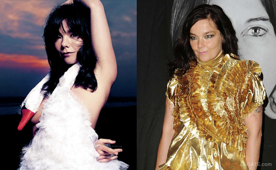 Bjork Photo: Elektra/Getty Images