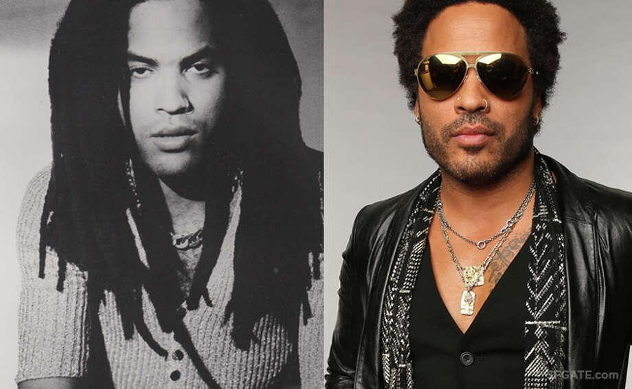 Lenny Kravitz Photo: Virgin/Getty Images