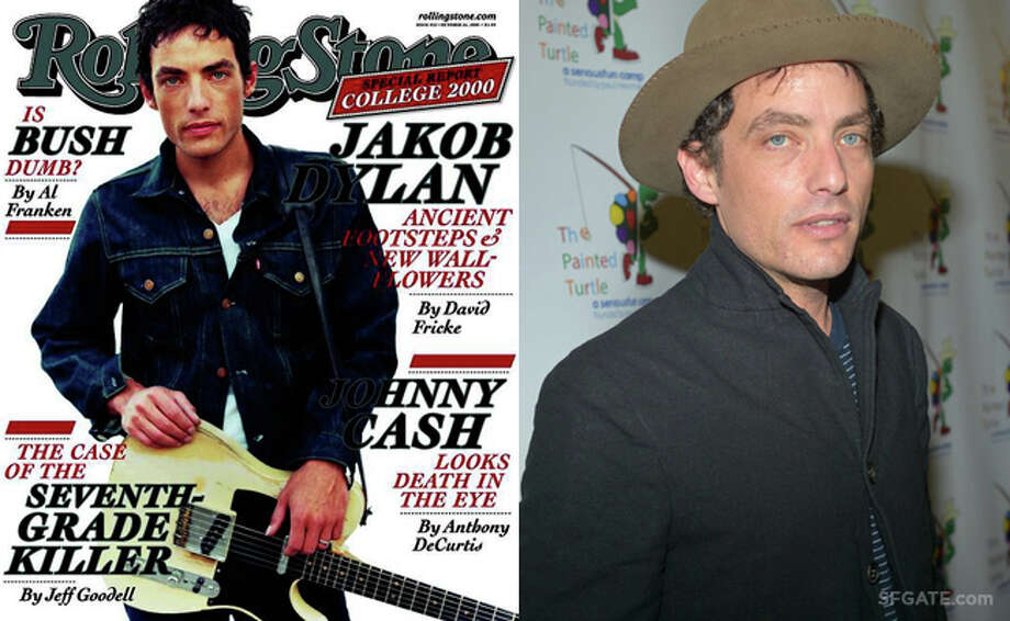 Jakob Dylan of the Wallflowers Photo: Rolling Stone/Getty Images