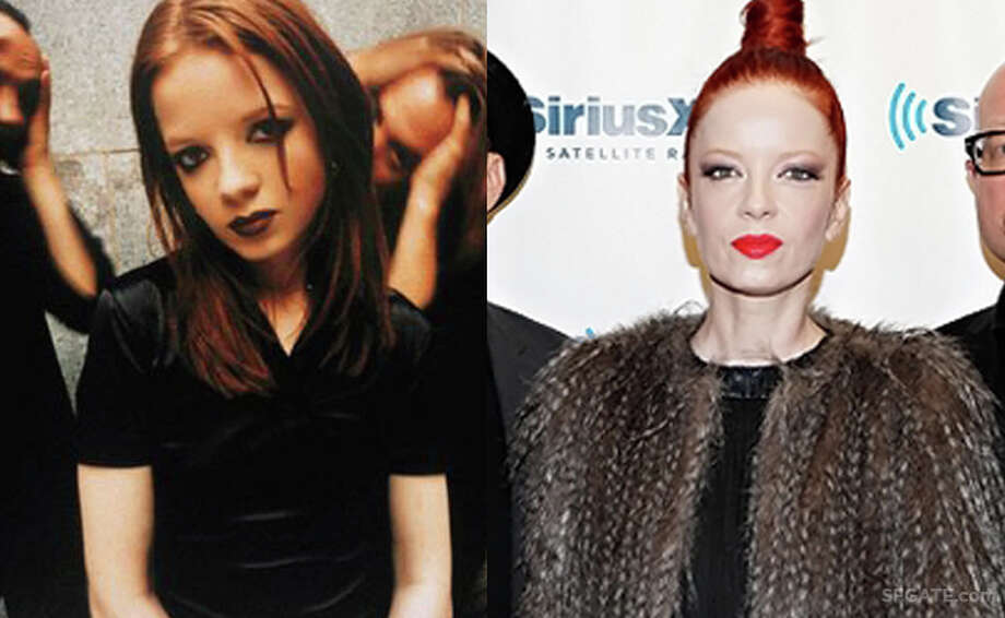 Shirley Manson of Garbage Photo: Universal Music/Getty Images