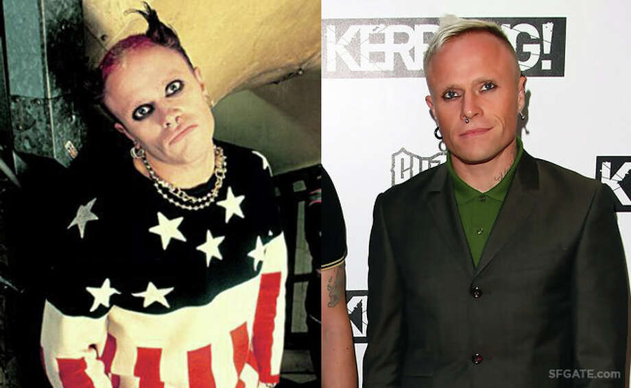 Keith Flint of the Prodigy Photo: Warner Bros./Getty Images