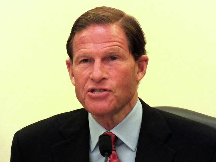 Sen. Richard Blumenthal said Amtrak is not contributing its
