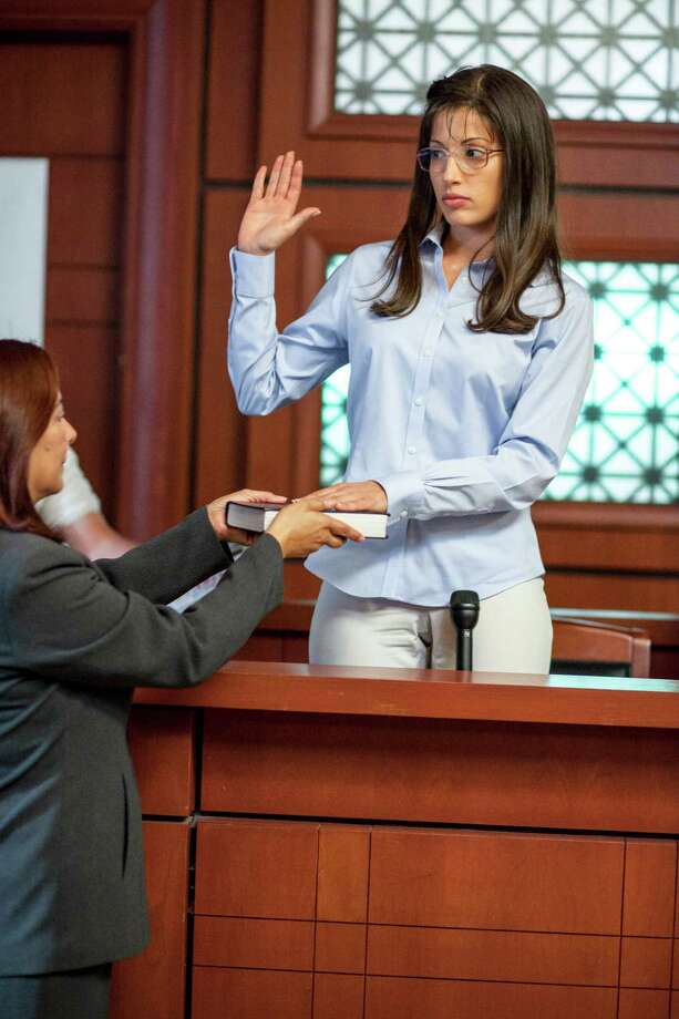 Tania Raymonde stars as Jodi Arias in the Lifetime Original Movie, Jodi Arias: Dirty Little Secret, premiering Saturday, June 22, at 7 p.m. Photo: Lifetime, Handout / ONLINE_YES