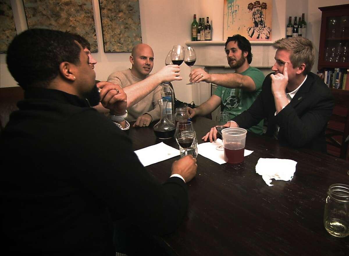 Download DLynn Proctor, Eric Railsback, Dustin Wilson, Brian McClintic and Ian Cauble in SOMM.