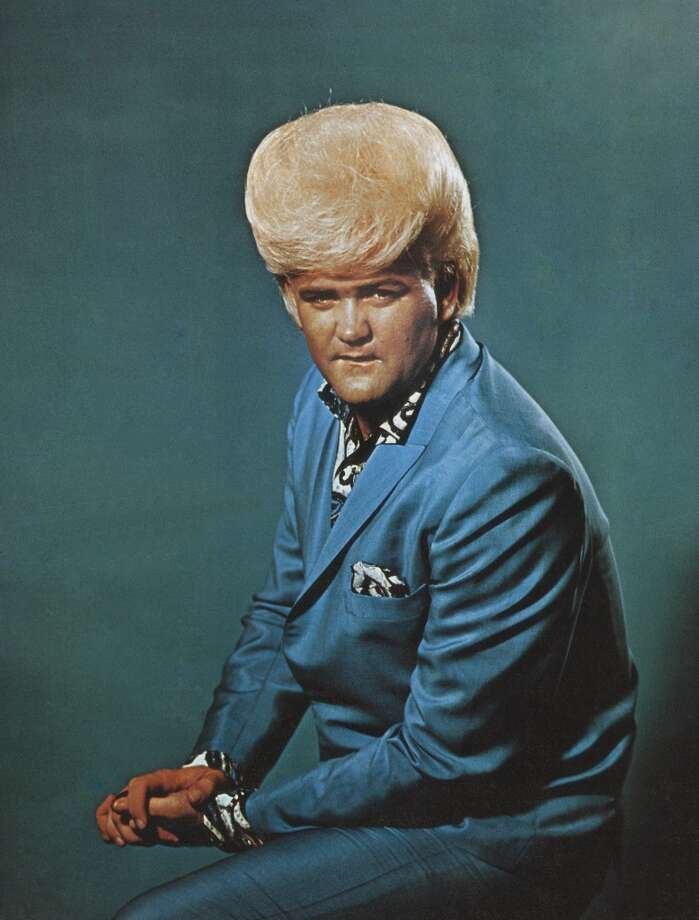 Flamboyant soul singer Wayne Cochran poses for a publicity shot circa the mid-1960s in Miami, Florida.