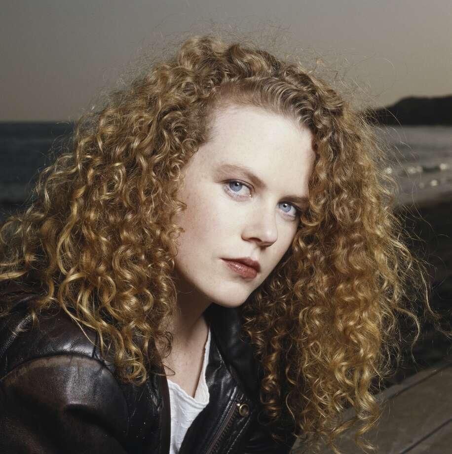 Australian actress Nicole Kidman, 1990.