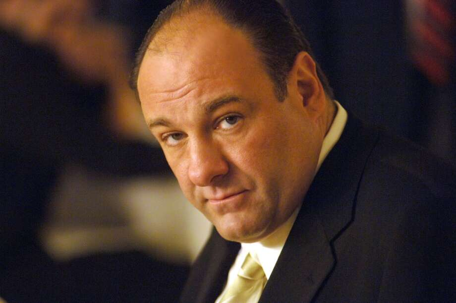 "This undated publicity photo, released by HBO, shows actor James Gandolfini in his role as Tony Soprano, head of the New Jersey crime family portrayed in HBO's ""The Sopranos."" HBO and the managers for Gandolfini say the actor died Wednesday, June 19, 2013, in Italy. He was 51. (AP Photo/HBO, Barry Wetcher, File) Photo: BARRY WETCHER, Associated Press"