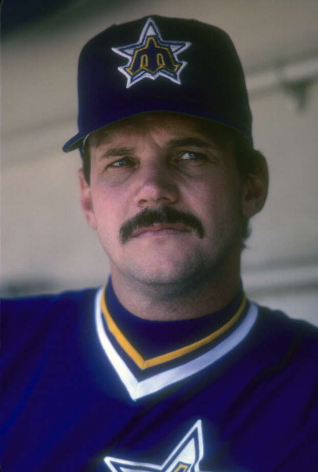 1981 Richie Zisk -- 16 home runs designated hitter  Next four: 14 -- Tom Paciorek, LF 13 -- Gary Gray, UT 10 -- Jeff Burroughs, RF 6 -- Bruce Bochte, 1B  Photo: Focus On Sport, Getty Images / 1982 Focus on Sport
