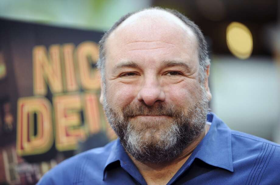 "This May 20, 2013 file photo shows actor James Gandolfini at the LA premiere of ""Nicky Deuce"" in Los Angeles. HBO and the managers for Gandolfini say the actor died Wednesday, June 19, 2013, in Italy. He was 51. (Photo by Richard Shotwell/Invision/AP, file)"