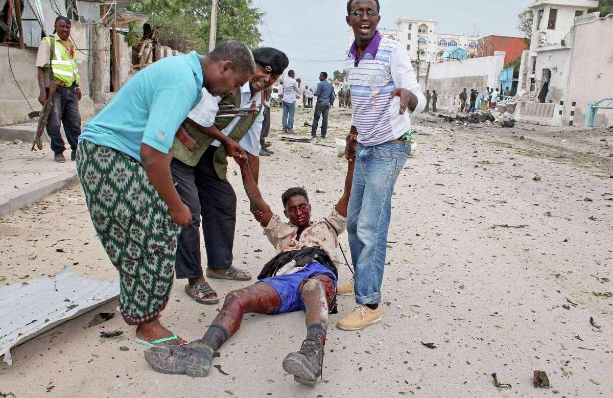Two Somali Soldiers Executed by Firing Squad in Rape of Boy