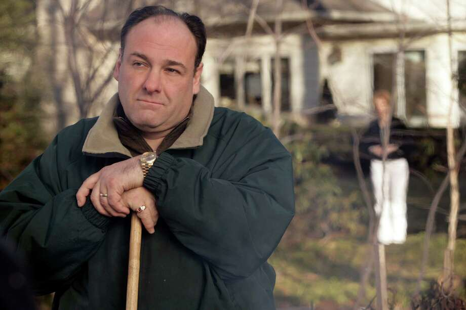 James Gandolfini, who played father-knows-best mob boss Tony Soprano, died June 19, 2013 at the age of 51. Photo: Craig Blankenhorn, HO / HBO